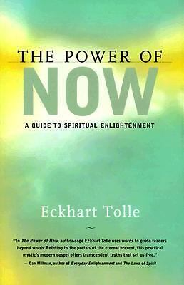The Power of Now : A Guide to Spiritual Enlightenment Ebook Pdf