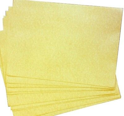 Book of Shadows 10 BLANK Parchment Paper Wicca Pagan Witchcraft Work Wiccan