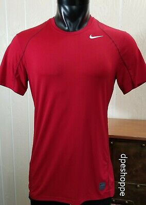 8ced2273 NEW NIKE PRO Cool Fitted Long Sleeve Shirt Training Top Men's Large ...