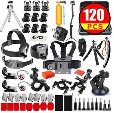 GoPro HERO7 New Model Black Action Camera Accessories Kit For GoPro Hero 7/6/5