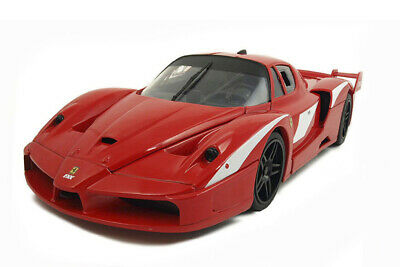 Ferrari FXX Coupe 2005-06 blau blue metallic 1:18 Elite-HotWheels