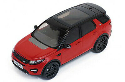 Premium-X Models PRD402 1:43 LAND ROVER DISCOVERY SPORT 4X4 2015 RED/BLACK ROOF
