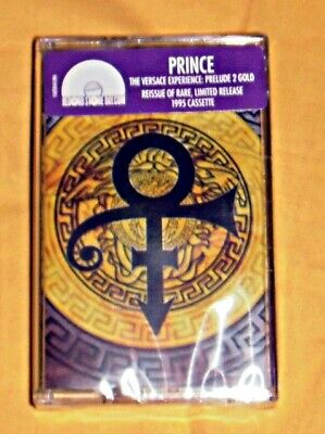 Prince - The Versace Experience:Prelude 2 Gold Cassette RSD 2019 NEW