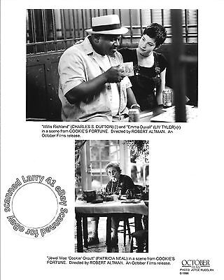 Lot of 3, Neal, Close, Tyler, O'Donnell MINT stills COOKIE'S FORTUNE ('99)Altman