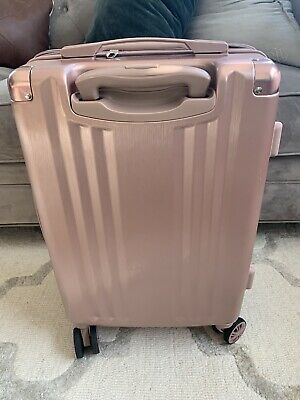 f58e0539a CALPAK AMBEUR CARRY On Gold Expandable Luggage 8 Wheel Spinner ...