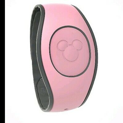 Disney Parks Magic Band 2.0 Millennial Pink Rose Gold New MagicBand 2
