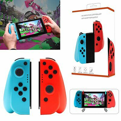 JYS Joy-Con Game Controllers Gamepad Joypad L+R for Nintendo Switch Console