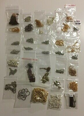 Jewellery making - Necklace Chains - Bulk listing - Silver, Gold, Bronze