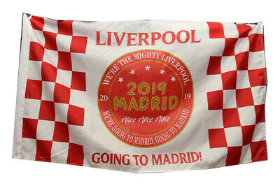Liverpool chimpions flag 3X5FT banner