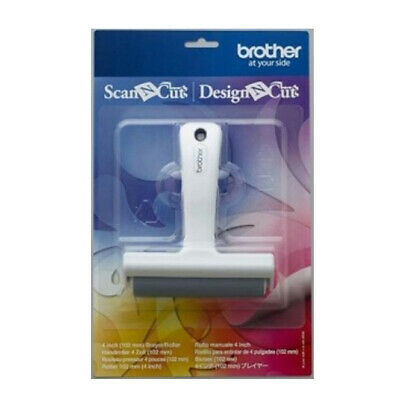 Brother Scan N Cut or Design N Cut Brayer or Roller, Squish Materials on Mat