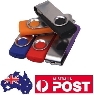 AUS - (10 Pack) USB Flash Drive Memory Stick Pen Drive U Disk 4GB, 8GB, 32GB LOT