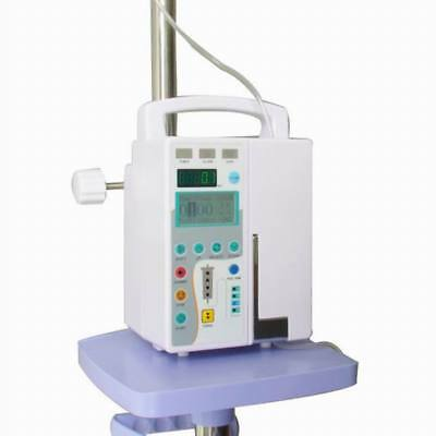 BYOND Medical Infusion Fluid Pump w/ Audible Visual Alarm LCD Display BYS-820 UK