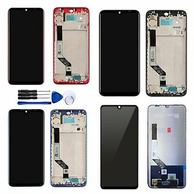 For Xiaomi Redmi Note 7 / Note 7 Pro LCD Display Touch Screen Digitizer + Frame