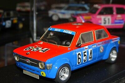 1/43 fiat 128 rally gr2 trento bondone built resin kit ARENA, top quality