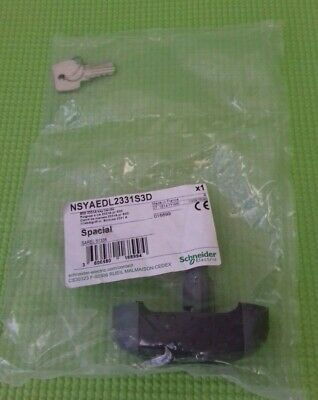Schneider NSYAEDL2331S3D Key Handle SAREL 51336