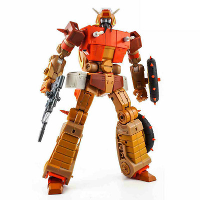 Transformers KFC Toy Masterpiece MP Crash Hog Wreck-Gar Figure in Stock New