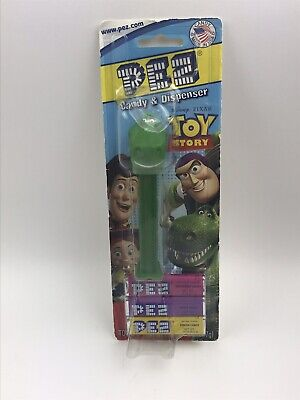 Disney Pixar Toy Story PEZ Candy Dispenser Rex The Dinosaur