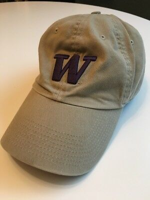 f5d3244e Washington Huskies Nike Heritage 86 Performance Adjustable Hat Khaki