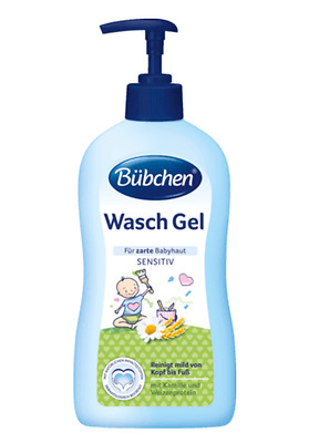 Bubchen Baby Washing Gel 400 ml