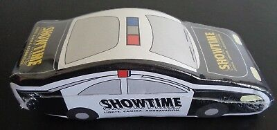 "SHOWTIME ""Lights Camera Aggravation"" PROMO Movie Police Car T Shirt Eddie Murphy"