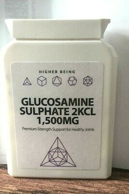 Glucosamine Sulphate 2KCL 1500mg (60 tablets)  Super Fast & Free Delivery