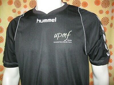 Ancien MAILLOT HUMMEL UNIVERSITE PIERRE-MENDES-FRANCE GRENOBLE VOLLEY-BALL UPMF