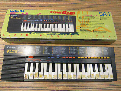 Casio SA 1 Tasteninstrument  Keyboard Keybord + OVP