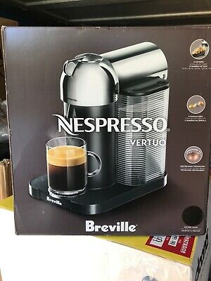 DeLonghi Nespresso Vertuo Coffee and Espresso Machine by DeLonghi - Black