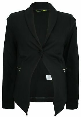 Blooming Marvellous Maternity Stylish Smart Black Blazer Jacket Coat All Sizes