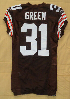 6aa9f6d55a1 JOE ANDRUZZI AUTOGRAPHED/GAME-USED Cleveland Browns Jersey - $379.00 ...
