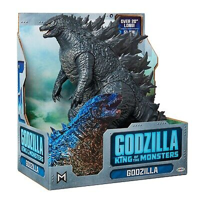 Jakks Pacific  Godzilla 2019 Movie King Of The Monsters Action Figure Usa Seller