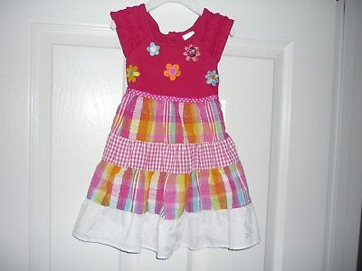 917b1b55e65c NWT Baby Girl Dress Size 24Months Multi-Color Youngland Baby Retails $22
