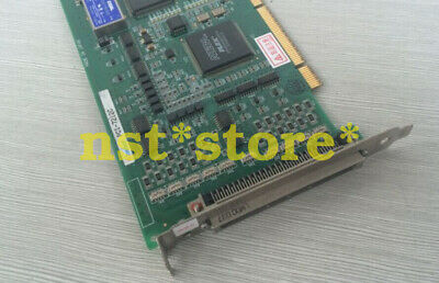 For used INTERFACE PCI-7212C data acquisition card