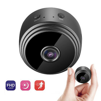 A9 Home Security WiFi 1080P Full HD Night Vision Wireless IP Camera AVI DVR Cam