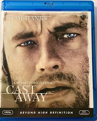 Cast Away (Blu-ray Disc, 2009) NEW And Unopened