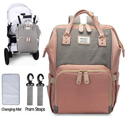Maternity Baby Changing Bag Nappy Diaper Mummy Hospital Backpack Multifunctional