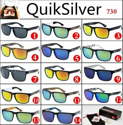 Quiksilver 14 Styles Sunglasses Outdoor Sports Surfing Fishing Shades Eyeglasses