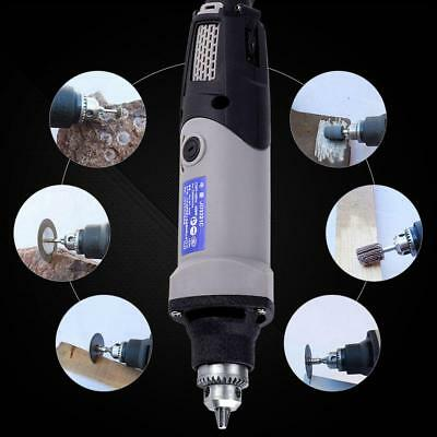 Mini 400W Electric Die Grinder Power Drill 6 Variable Speed Rotary Hand Tool