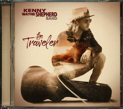 Kenny Wayne Shepherd Band - The Traveler (CD) - White Blues U.S.A.