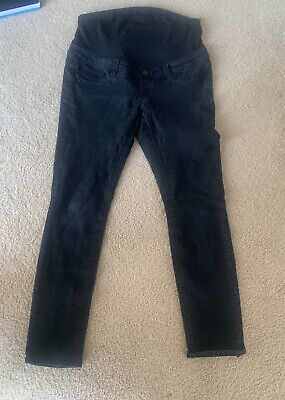 Jeanswest Maternity Skinny Jeans Size 12 Black