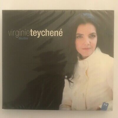 Virginie teychené double cd neuf sous blister