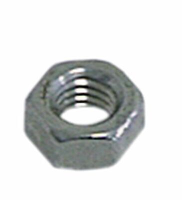 Hexagonal Nut Thread M6 H 5Mm Ws 10 Ss Din/Iso Din 934 / Iso 4032/8673 Qty 1 Pcs