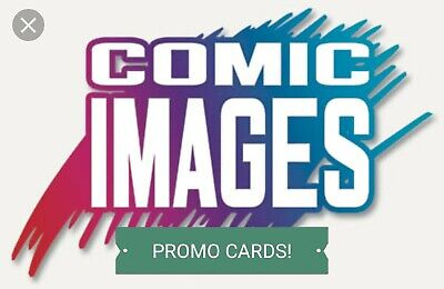 Comic Images Trading Card Promo Cards For All Sets *YOU CHOOSE*