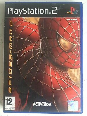 Spider-Man 2 for PlayStation 2 PS2 - VGC - Same Day Dispatch - Free P&P