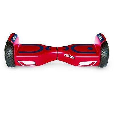 Nilox DOC 2 Hoverboard Plus Red Blue 30nxbk65bwn05