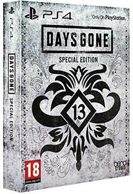 Days Gone - Special Edition Italiano - Ps4 Videogioco Sony
