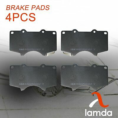 MINTEX FRONT AND REAR BRAKE PADS FOR LEXUS GS300 3.0 1998-05