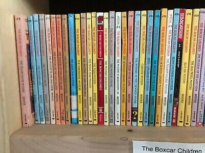 10 Lot of RANDOM Boxcar Children Chapter Books Boys Young Reader Homeschool
