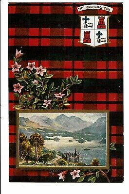CPA-Carte postale -Royaume Uni -Argyll and Bute.- Loch Awe--The Macnauchton