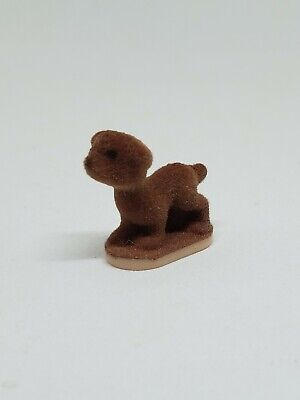 Vintage Polly Pocket Lil Pet Carts Doll Only 1993 Bluebird Puppy Dog Rascal